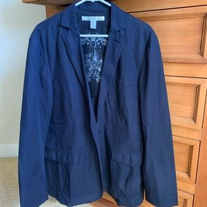 Amazing Kenneth Cole 100% cotton blazer.  SizeL 42